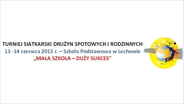 Turniej siatkarski – sobota (13-06) i niedziela (14-06)