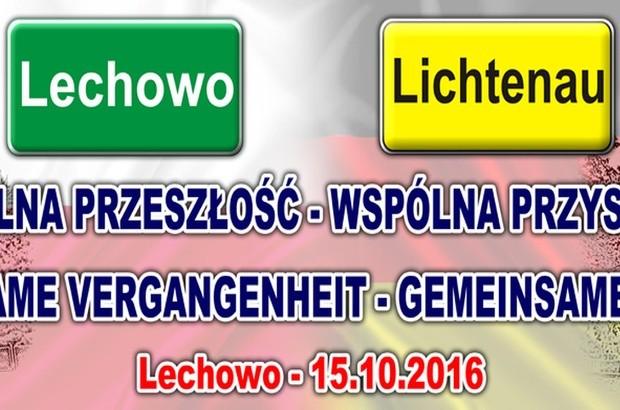 Jubileusz podpisania umowy partnerskiej Lichtenau – Pieniężno – Lechowo