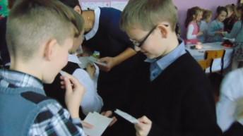 W Szkole Podstawowej w Lechowie zabrzmiały kolędy…