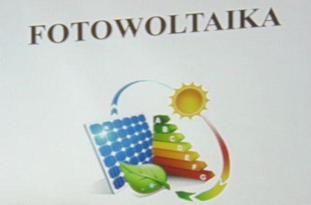 Pierwszy pilotażowy projekt  montażu kolektorów słonecznych w Lechowie