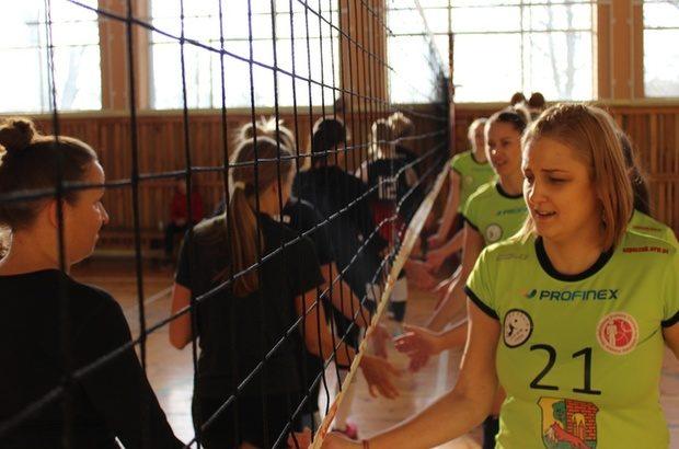 Jesienny Turniej Siatkówki Kobiet w Lechowie